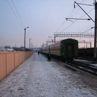 в Москву, Старый Оскол