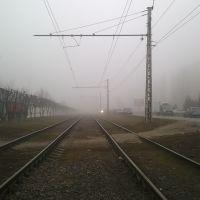 туман , Старый Оскол