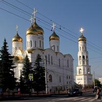 Кафедральный собор. Брянск, Брянск