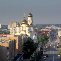 Улица Ленина. Брянск, Брянск