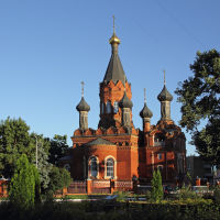 Храм. Брянск, Брянск