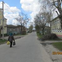 """улица Советская. """"Верхняя"""" часть., Стародуб"""