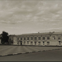 Стародубские картинки: Советская площадь, Стародуб