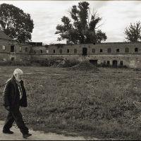 Стародубские картинки:  покинутая крепость, Стародуб