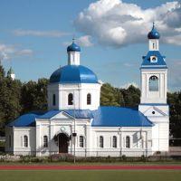 Покровский храм, Трубчевск
