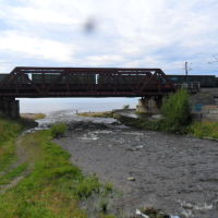 Мост жд над  р. Мысовка, Бабушкин