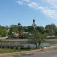 Вид на Александровскую слободу, Александров