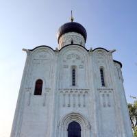 Храм Покрова на Нерли. Южный придел, Боголюбово