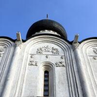 Храм Покрова на Нерли. Фрагмент, Боголюбово