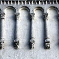 Узоры храма Покрова на Нерли, Боголюбово