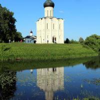 Два храма, Боголюбово