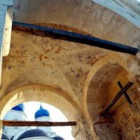 Фрагмент древних княжеских палат святого мученика Андрея боголюбского, Боголюбово
