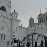 Успенский комплекс, Владимир