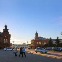 Соборная площадь, Владимир