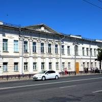 Средняя общеобразовательная школа №1, Владимир