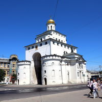Золотые Ворота Владимира, Владимир