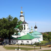 Церковь Николая Чудотворца, Владимир