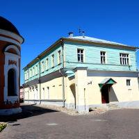 Здание первой аптеки города, Владимир