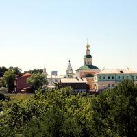 Вид на Храм Святого великомученика Георгия Победоносца, Владимир