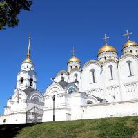 Свято-Успенский кафедральный собор. Западная сторона, Владимир