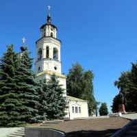 Николо-Кремлёвский храм и памятник Александру Невскому, Владимир