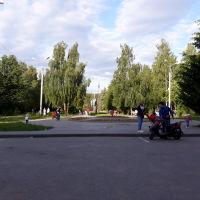 Аллея (ул. Текстильщиков), Карабаново