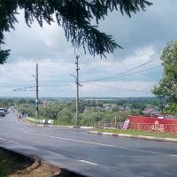 Вид на клязьму, Ковров