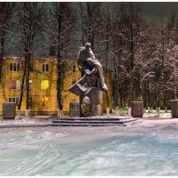 памятник погибшим дегтяревцам, Ковров