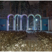 парк Дегтярева, Ковров