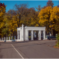 парк пушкина, Ковров