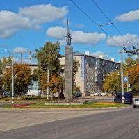 октябрьская площадь памятник науке, Ковров