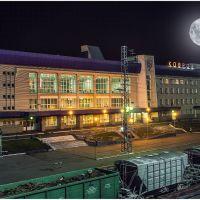 вокзал, Ковров