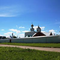 Свято-Васильевский мужской епархиальный монастырь, Суздаль