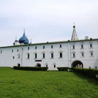 Государственный Владимиро-Суздальский музей-заповедник, Суздаль