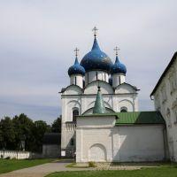 Собор Рождества Богородицы в музее-заповеднике, Суздаль