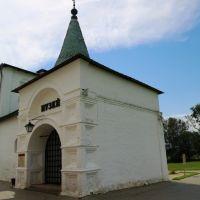 Музей-заповедник, Суздаль