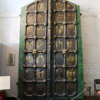 Златые Врата Рождественского собора Суздальского кремля (13 век), Суздаль