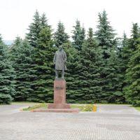 Памятник В.И. Ленину на Красной площади, Суздаль