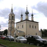 Смоленская церковь, Суздаль