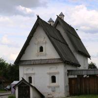 Посадский дом по ул. ленина, Суздаль