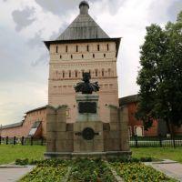 Памятник князю Д.М. Пожарскому, Суздаль