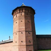 Башня Спасо-Евфимиевского монастыря, Суздаль