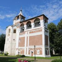 Колокольня Рождество святого Иоанна Предтечи Спасо-Евфимиевского монастыря, Суздаль