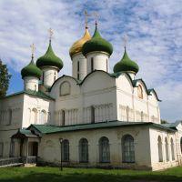 Спасо-преображенский собор Спасо-Евфимиевского монастыря, Суздаль