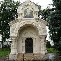 Могила князя Пожарского в Спасо-Евфимиевом монастыре, Суздаль