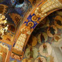 Росписи Спасо-преображенского собора в Спасо-Ефимиевском монастыре, Суздаль