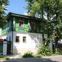 Дом по ул. Васильевской, Суздаль