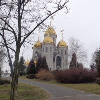 на Мамаевом кургане, Волгоград