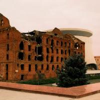 Комплекс музея-панорамы осень 2016, Волгоград