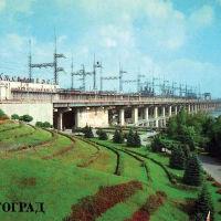 Волжская ГЭС, Волжский